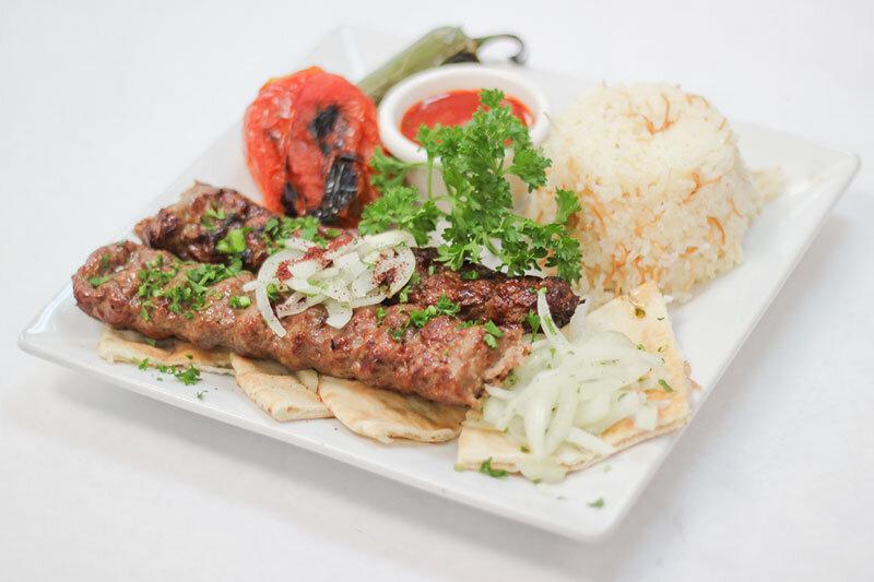 Beef Adana Kebab