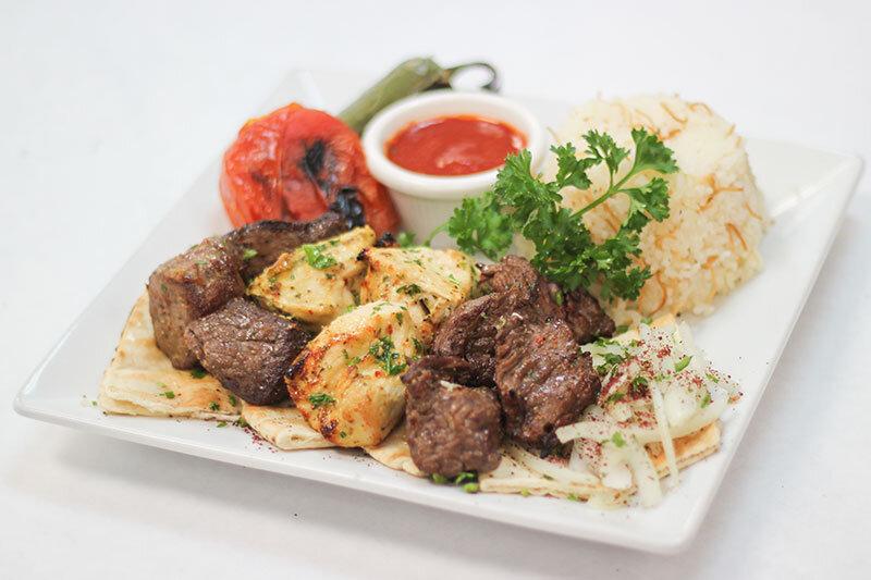 Combo Shish Kebab