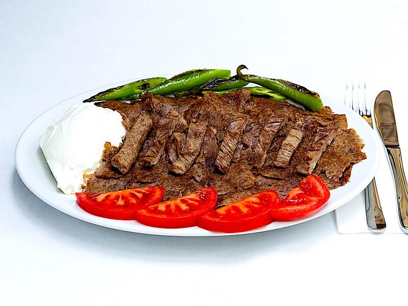 Halal shawarma