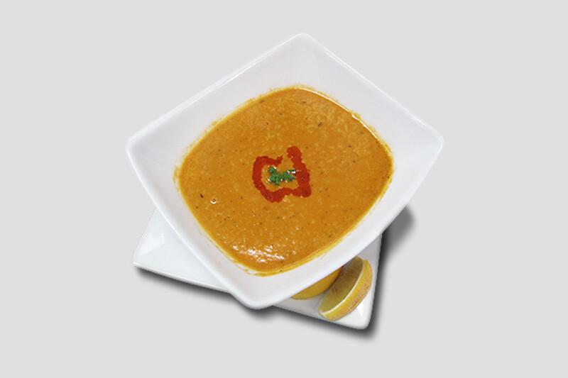 Lentil Soup - Mercimek Çorbası
